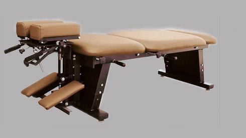 New Chiropractic Tables Chiro Serve Inc Adjusting