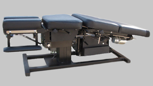 New Chiropractic Tables Chiro Serve Inc Adjusting