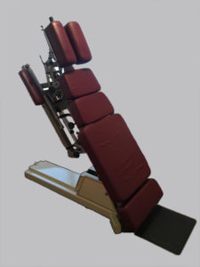 Chiropractic Hylo Table With 4 Drops Chiro Serve Inc